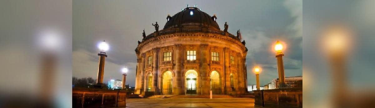 Bodemuseum Berlin Concert Series, 2021-10-09, Берлін