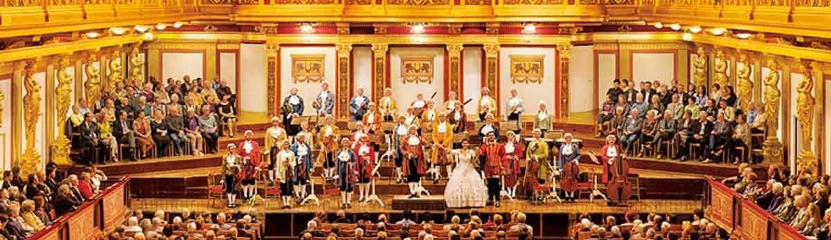 Concert of the Wiener Mozart Orchester at Wiener Musikverein, 2021-08-14, Відень