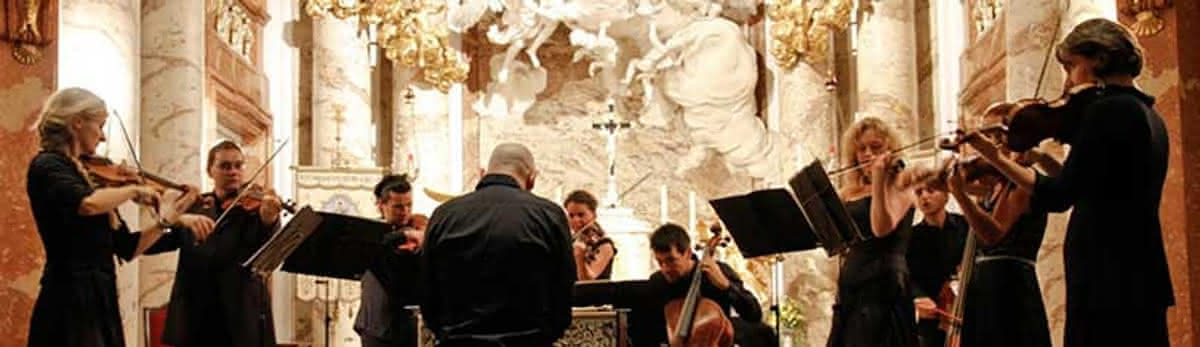 Vivaldi: The Four Seasons at St. Charles's Church, 2021-08-20, Відень
