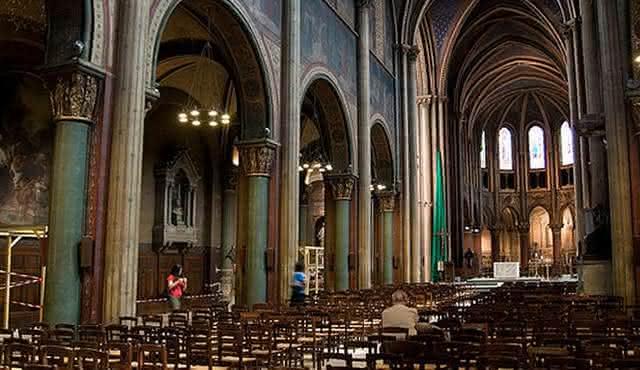 Christmas Concerts At La Sainte Chapelle Paris