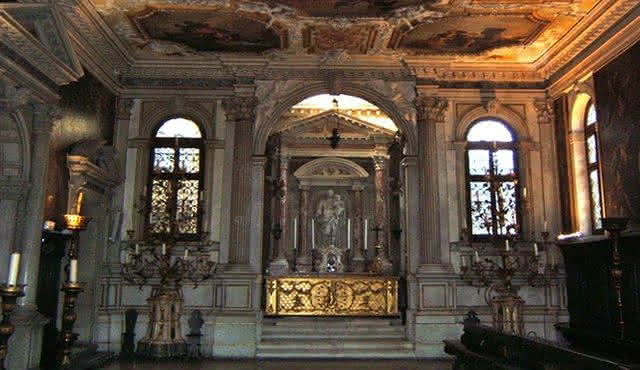 Vivaldi, Bach, Händel & Rossini : Scuola Grande dei Carmini