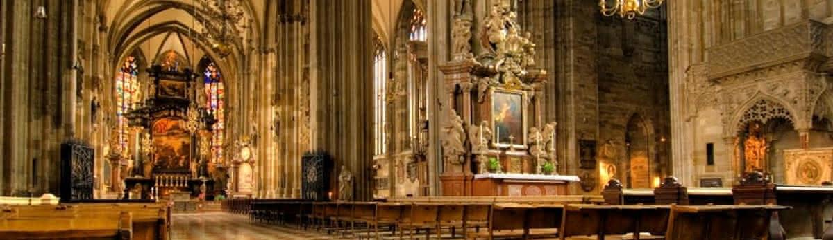 Vivaldi's Four Seasons: Stephansdom Vienna, 2021-08-07, Відень