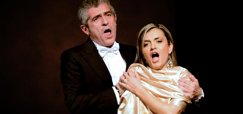 Les plus beaux airs d'Opéra : Église évangélique Valdese de Rome