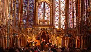 New Year S Concert At La Sainte Chapelle Paris
