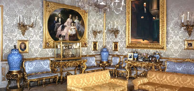 Sérénades d'opéra de nuit : Galerie Doria-Pamphilj