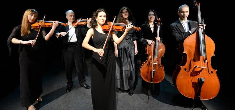 Les Quatre Saisons de Vivaldi et chefs-d'œuvre de Bach