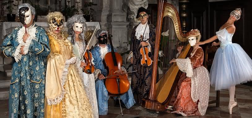 Musica in Maschera : Opéra et Ballet