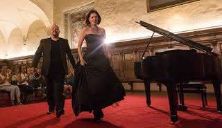 Opéra italien classique à l'église Santa Monaca