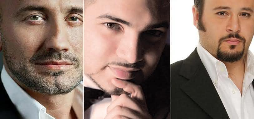 Opera e Lirica présente : Les trois ténors