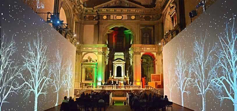 Les Trois Ténors avec ballet : Auditorium Santo Stefano al Ponte Vecchio