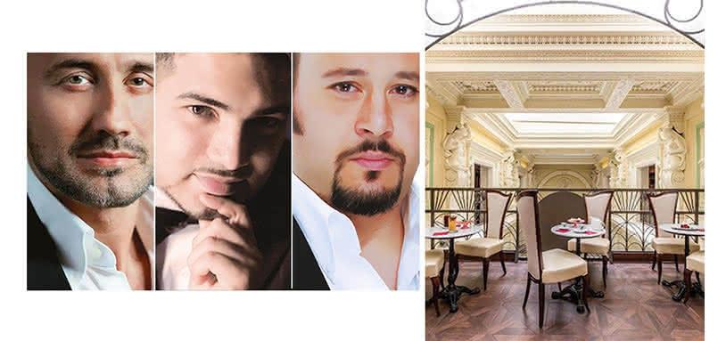 Opera e Lirica présente : Les trois ténors & dîner