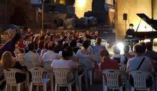 Concerti del Tempietto: nuits romaines au théâtre de Marcellus