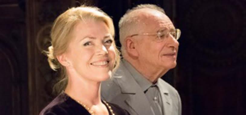 La soprano Lorna Windsor et le pianiste Antonio Ballista - Fear Makes You Feel