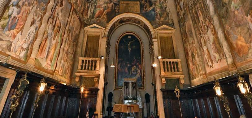 Aimer et faire semblant : Opéra d'Alessandro Stradella à l'Oratorio del Gonfalone