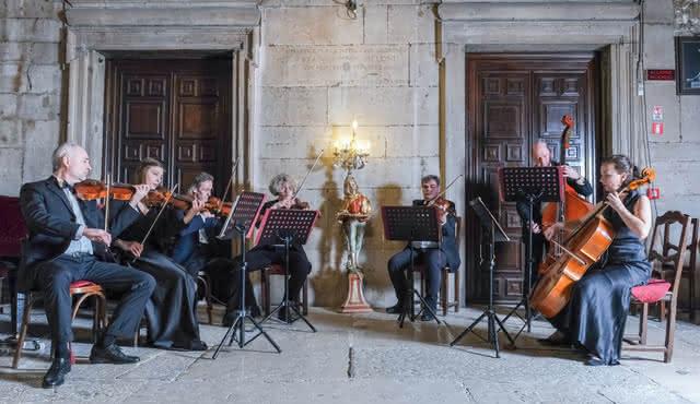 Chanteurs d'opéra : Rossini, Verdi, Mozart à Venise