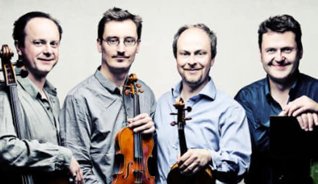 Quatuor de piano Mozart : Camille Saint-Saëns & Charles Tournemire