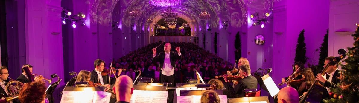 Schönbrunn Palace Concerts - Music & Wine, 2021-09-08, Відень